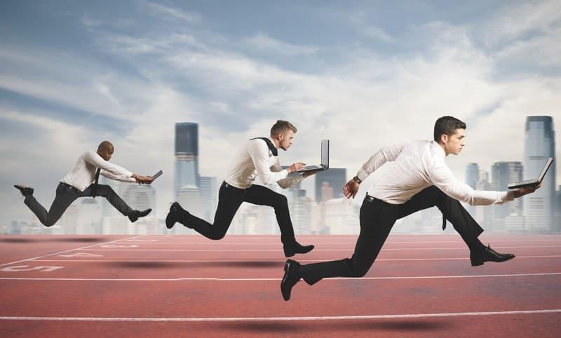 Comme les sportifs de haut niveau, vos commerciaux doivent s'entrainer pour atteindre l'excellence commerciale !